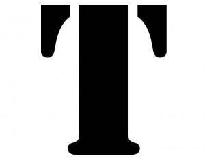 Letter-T